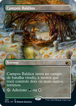 Campos Baldios