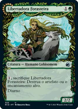 Libertadora Forasteira