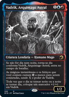 Vadrik, Arquimago Astral