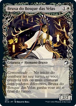 Bruxa do Bosque das Velas