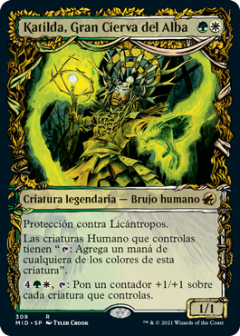 Katilda, Gran Cierva del Alba