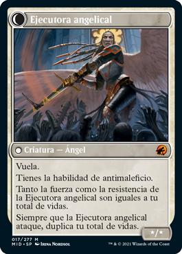 Ejecutora angelical