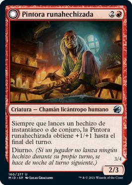Pintora runahechizada