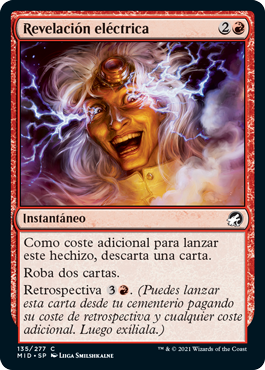 Revelación eléctrica