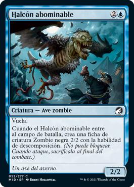 Halcón abominable