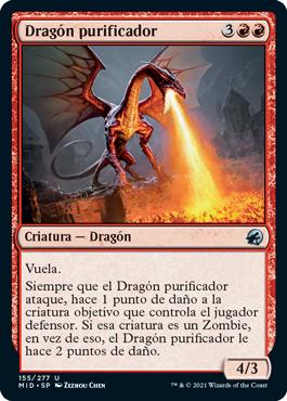 Dragón purificador