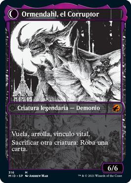 Ormendahl, el Corruptor