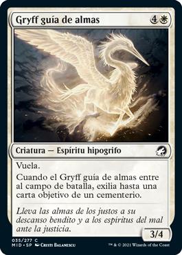 Gryff guía de almas