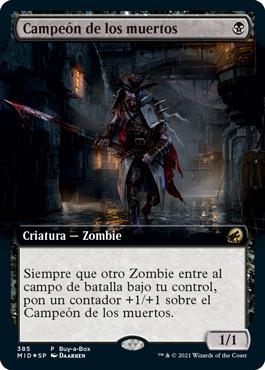 Campeón de los muertos