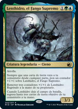 Lenthidro, el Fango Supremo
