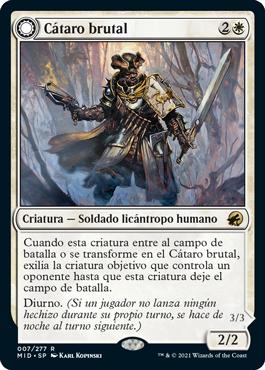 Cátaro brutal