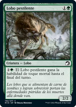 Lobo pestilente
