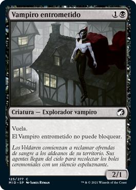 Vampiro entrometido