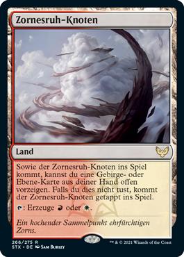 Zornesruh-Knoten