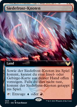 Siedefrost-Knoten