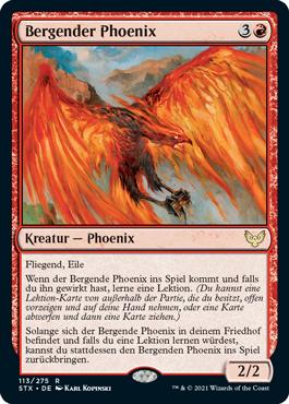 Bergender Phoenix