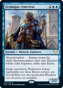 Erzmagus-Emeritus