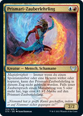 Prismari-Zauberlehrling