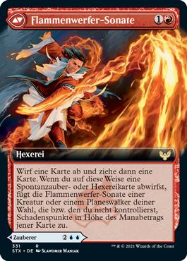Flammenwerfer-Sonate