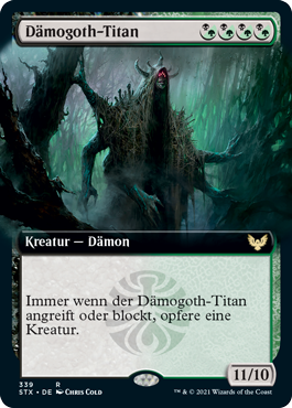 Dämogoth-Titan