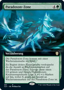 Paradoxon-Zone