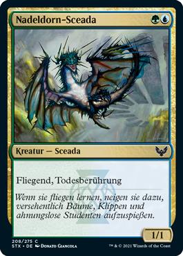 Nadeldorn-Sceada