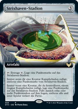 Strixhaven-Stadion
