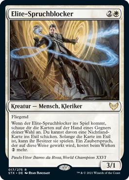 Elite-Spruchblocker