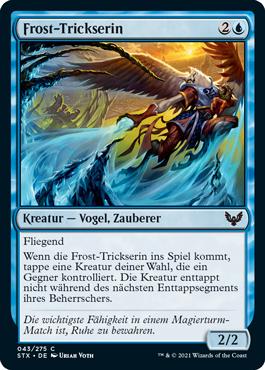 Frost-Trickserin