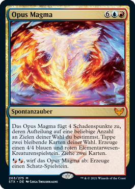 Opus Magma