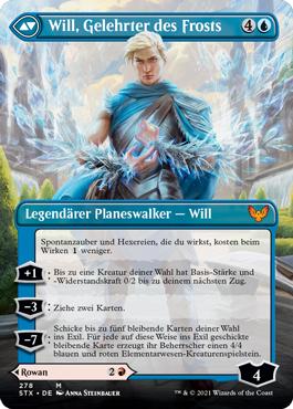 Will, Gelehrter des Frosts