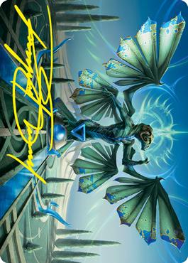 Tanazir Quandrix Art Card