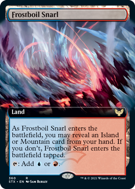 Frostboil Snarl