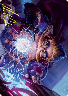 Storm-Kiln Artist Art Card