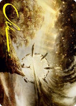 Harness Infinity Art Card