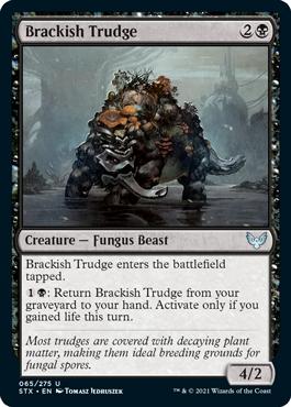 Brackish Trudge