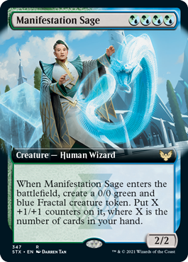 Manifestation Sage