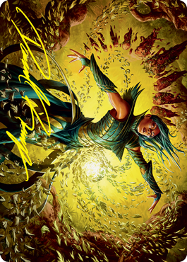 Dragonsguard Elite Art Card