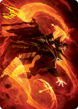 Plargg, Dean of Chaos Art Card