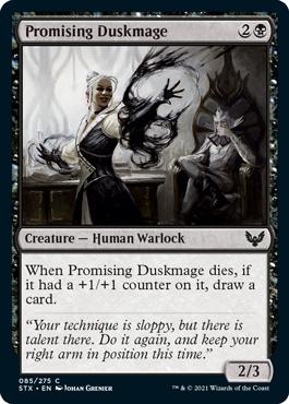 Promising Duskmage