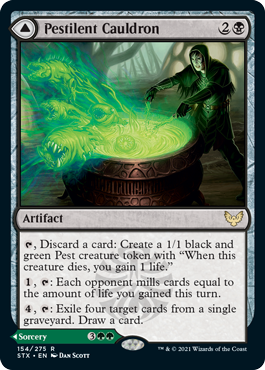 Pestilent Cauldron