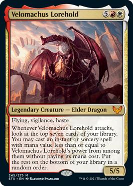 Velomachus Lorehold