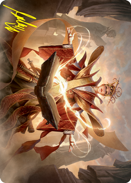Augusta, Dean of Order Art Card
