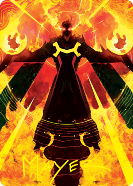 Urza's Rage Art Card