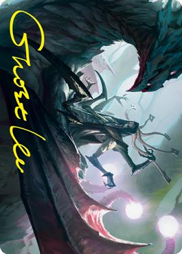 Specter of the Fens Art Card