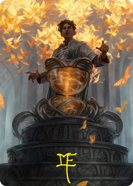 Introduction to Prophecy Art Card