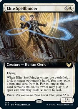 Elite Spellbinder