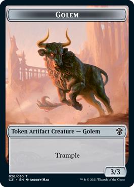 Golem (trample)