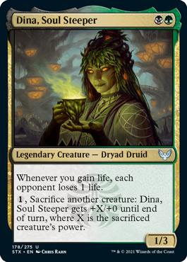 Dina, Soul Steeper