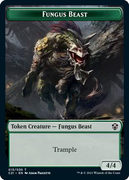 Fungus Beast